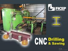 Ficep drilling & sawing CNC