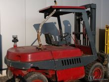 Used 1981 Linde H70D