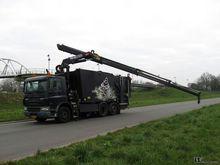 2002 DAF CF 6x2 Huisvuilwagen