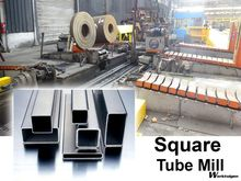 Otomills square tube mill