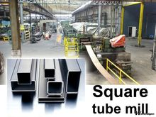 Used VS square tube