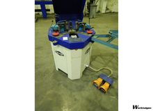 Calvet crimping machine