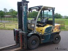 2007 Hyster H4.0FT5