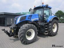 Used 2011 Holland T8