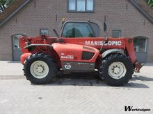 2000 Manitou MT845 Turbo