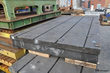 Used T-slot table 40