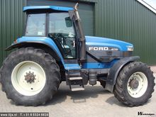 Used Ford 8770 in Lu