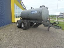 Used BSA 7000 Ltr in