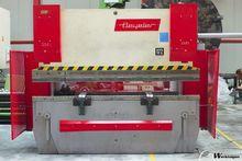1998 Beyeler PR6 2550 mm x 60 T
