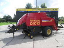 1998 New Holland D1010 Silage