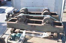 Armco welding rotators 15 ton