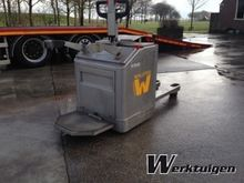 Walsted RVS Pallettruck