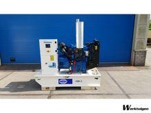 2015 FG Wilson P88 - 88 kVA