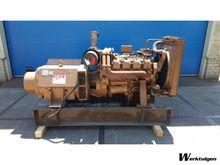 MAN 250 Kva Generatorset