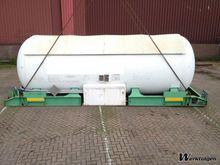1992 AFR Gastank Container 2529