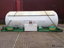 1992 AFR Gastank Container 2550