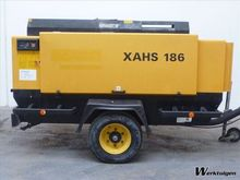 2007 Atlas-Copco XAHS 186