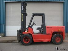 Used 1994 Hyster H7.