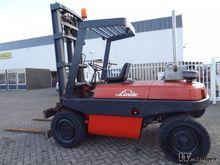 1982 Linde H70D