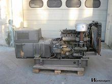 MWM 65 kVA generatorset