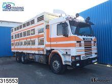 1992 Scania 143.450 6x2 Animal