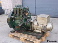 1990 Lister 27.5 KVA