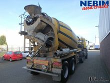 2007 Mol STETTER AM10 Mixer