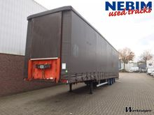 2000 Pacton LXD 336 Curtain sid