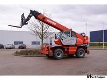 Used 2009 Manitou MR