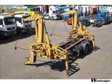 1986 KLAUS Side loader 22 ton 2