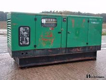 Used 2001 Deutz 160
