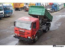 1991 Scania H113.360 6x4 Euro2