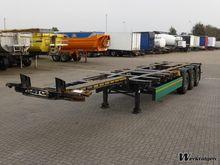 Used 2012 Krone 3-Ax