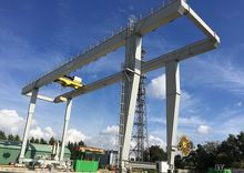2012 Demag Portaalkraan 55 ton