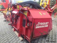 Used 2005 Trioliet S