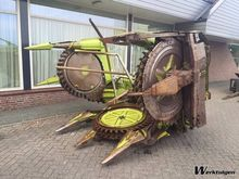 Used 2001 Claas RU 4