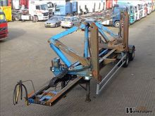 1990 HAMMAR Side loader 30ton 2