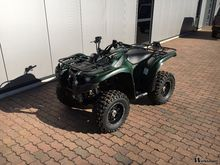2009 Yamaha Grizzly 700 EPS / S