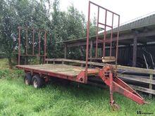 Used Platte wagen 4