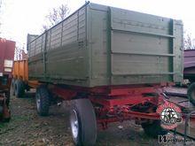 Used NN Kipwagen 3 z