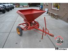 Used Lely W strooier