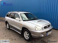 2002 Hyundai Santa Fe 2.0 CRDI