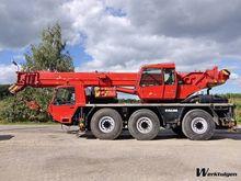 Used 1998 Faun RTF 4