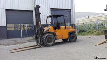 O&K Hefcapaciteit 8000 kg