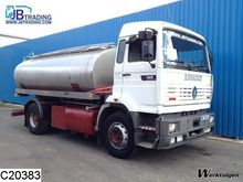 1993 Renault G340 4x2 food truc