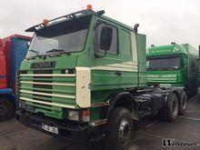 Used 1987 Scania 142