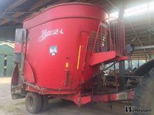 Used 2000 BVL V-MIX