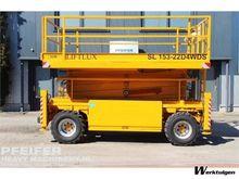 2003 Liftlux SL153-22D