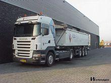 2005 Scania R420 4x2 Euro3 + Ki