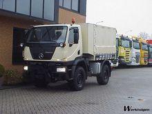 2011 Unimog U 20 4X4 CARGO TRUC